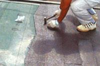 屋根材施工の実態1