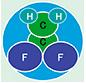 フッ素樹脂の分子構造