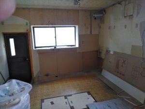 キッチン撤去2