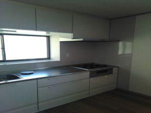 キッチン設置2