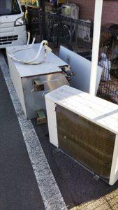 松本市エコキュート交換工事