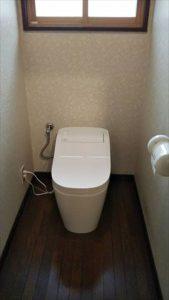 松本市O邸トイレ施工後