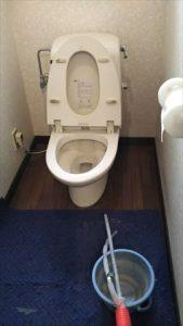 松本市トイレ外し