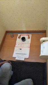 松本トイレ交換工事